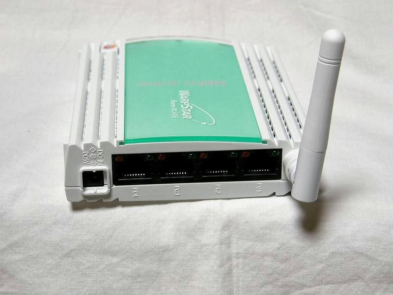 Hướng dẫn cài đặt Access Point WiFi NEC WL54SE