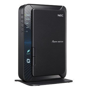 ROUTER NEC ATERM WR8750N