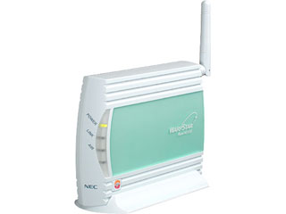 Access Point NEC Aterm WL54SE
