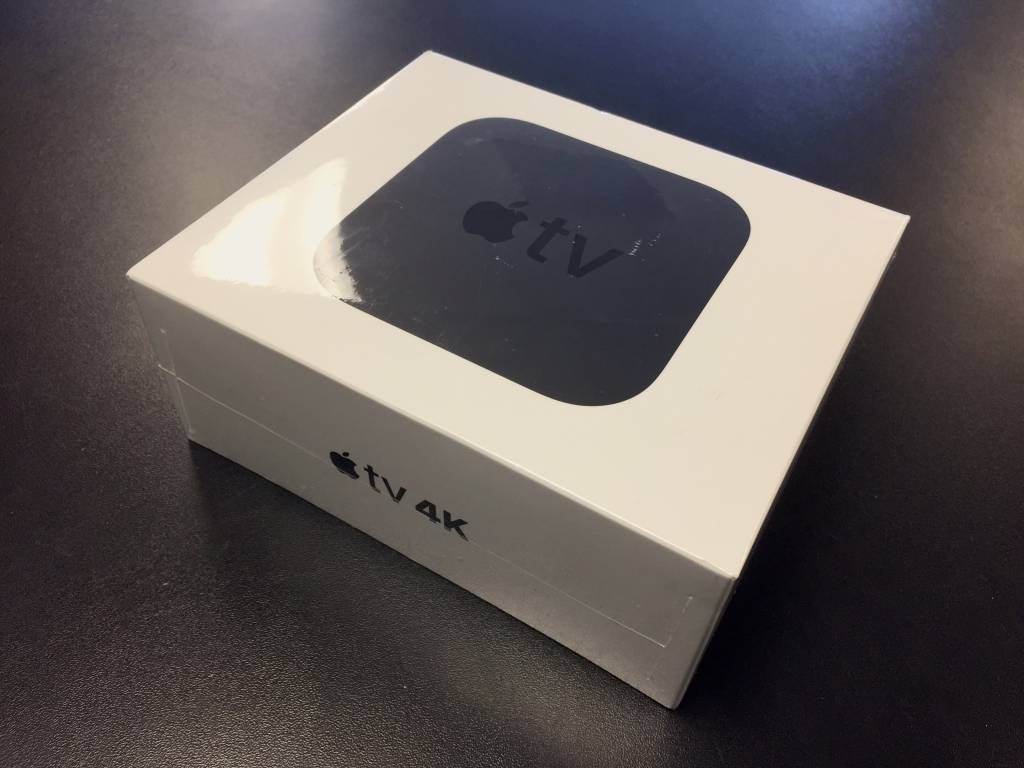 Apple TV Gen 5 4k