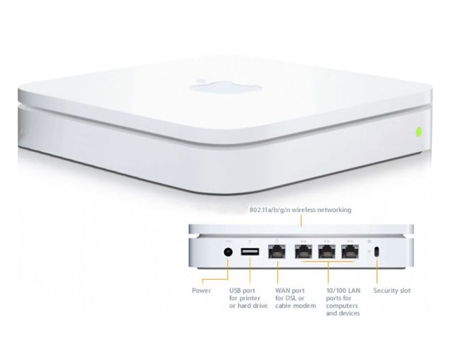 Apple Airport Extreme A1301 Gen 3