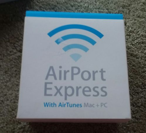 Apple Airport Express A1084