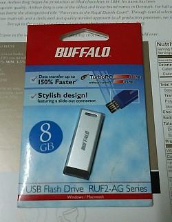 USB BUFFALO RUF2-AG8G