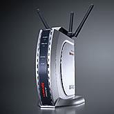 Router wifi Buffalo WZR-G144N